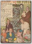 Louella Parsons featured the Farrows in the Christmas issue ofthe Baltimore American Pictorial Review (Dec. 25, 1949)