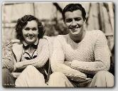 Maureen and Robert Taylor---great friends and co-stars in several movies