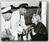 John Farrow, John Wayne, Lana Turner---The Sea Chase